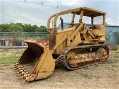 1962 Caterpillar 955H Traxcavator Crawler Loader