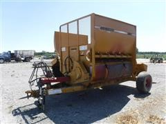 2003 Haybuster 2650 Round Bale Processor