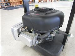 """Briggs & Stratton 14.5 Commercial Electric Start Engine W/1"""" Vertical Shaft"""