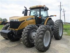 2013 Challenger MT665D MFWD Tractor