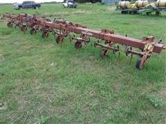 Farmhand 8 Row Wide Cultivator