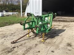 1998 Rotary Ditches Ltd 423PT-W5 3-PT Rotary Ditcher