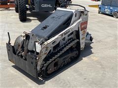 2015 Bobcat MT55 Ride Behind Compact Track Loader