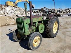 John Deere D 2WD Tractor