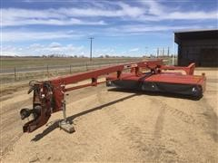 Hesston 1365 Disc-Cut Pull-Type 13' Swather
