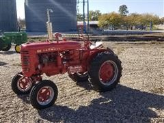 1956 Farmall 100 2WD Tractor