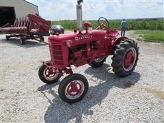 McCormick Farmall Super A 2WD Tractor