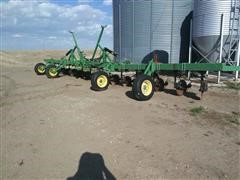 Coulter Machine Anhydrous Applicator