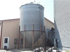 Butler 1800 Bushel Bulk Storage Bin