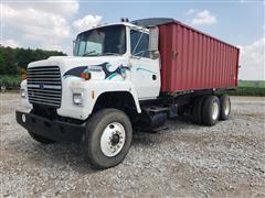 1993 Ford L8000 T/A Grain Truck