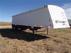 2000 DMF Hopper Bottom Grain Trailer