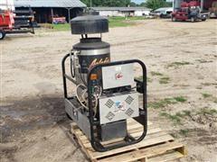 Aladin 16-430SS Stationary Power Washer