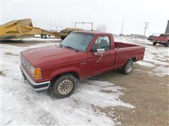1992 Ford Ranger XLT Pickup