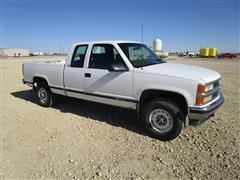 1998 Chevrolet K1500 4WD Extended Cab Pickup