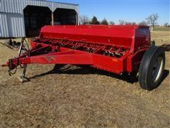 "1991 Case IH 5300 End Wheel 20x8"" Drill With Dry Fertilizer"