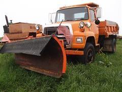 1989 Ford LN8000F Dump Truck