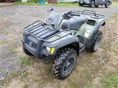 2005 John Deere Trail Buck 4X4 ATV
