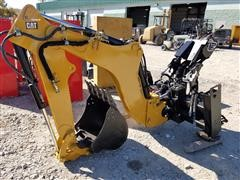 Caterpillar BH150 Backhoe Attachment