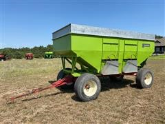 Parker 4000 Gravity Box Grain Wagon