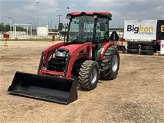 2017 Mahindra 3550PCIFLSK Compact Utility Tractor W/Loader