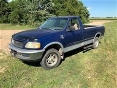 1998 Ford F150 4x4 Pickup