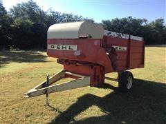 Gehl BF130 4x10' Feed Wagon
