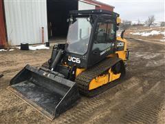 2014 JCB 320T Eco Compact Track Loader