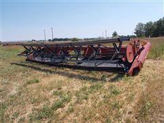 Hesston 8100 Draper Header