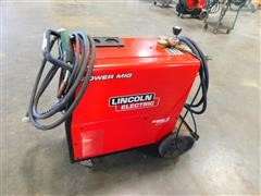 Lincoln Electric 256 Power Mig Wire Welder