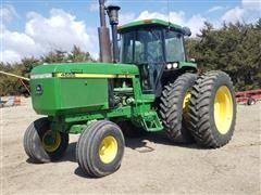 1991 John Deere 4555 2WD Tractor