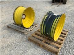 John Deere 480/70R30 Combine Rims