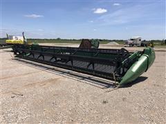 2011 John Deere 635D HydraFloat Draper Grain Header