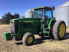 1996 John Deere 8200 2WD Tractor