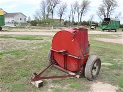 Gehl Stationary Silage Blower