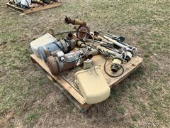 Booster Pump And End Guns