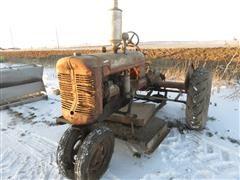 1941 Farmall B Tractor & Mower