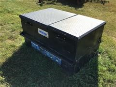 Better Built Storage Box With Fuel Tank