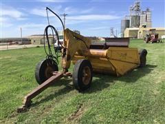 American Tractor Equipment H65 Dirt Scraper