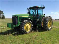 1997 John Deere 8300 MFWD Tractor