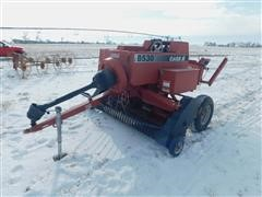 "2000 Case IH 8530 14"" X 18"" Small Square Baler"