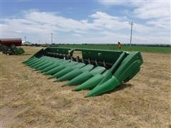 2002 John Deere 1293 Corn Header