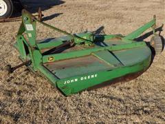 John Deere 709 3 Pt Rotary Mower