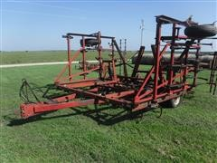 International 4500 26' Vibra-Shank Field Cultivator