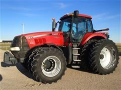 2009 Case International 335 Magnum MFWD Tractor