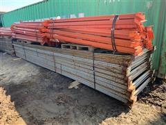 Industrial Steel Racking