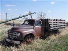 1949 Studebaker 2R16-55 1 1/2 Ton Straight Truck