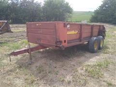 Farmhand H314A1897 T/A Manure Spreader