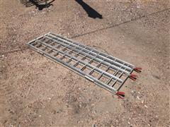 Five Star Aluminum Folding ATV Ramp