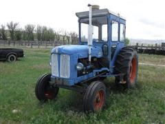1963 Fordson Major 2WD Tractor
