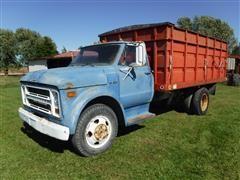 1971 Chevrolet C50 S/A Grain Truck